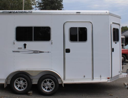 2018 Featherlite Warmblood Model