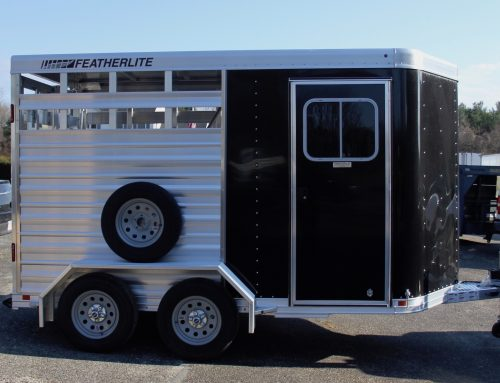 2018 Featherlite Roper Trailer