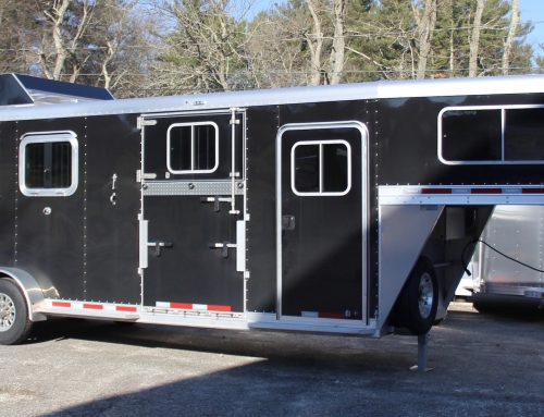 2018 Featherlite Two Plus One Trailer