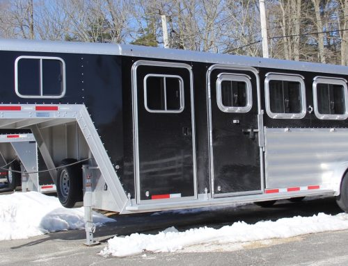 2018 Featherlite Four HorseTrailer