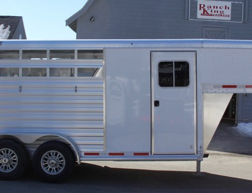2018 Featherlite Three Horse  Trailer