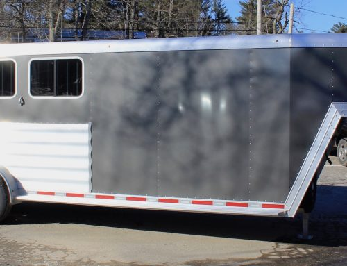 2019 Featherlite 4 Horse Trailer