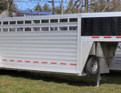 2019 Featherlite Gooseneck Stock Trailer