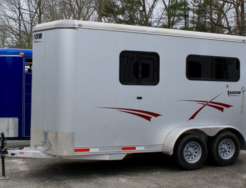 2015 Shadow Stablemate Trailer