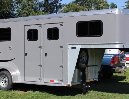 2020 Trailers USA Gooseneck Two Horse