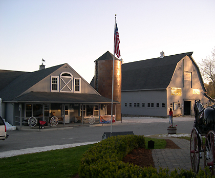 Chipaway Stables, Acushnet, MA